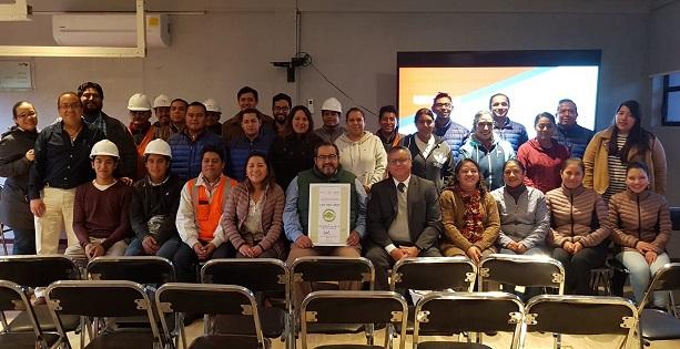 Tres empresas reciben certificados de industria limpia, de Profepa