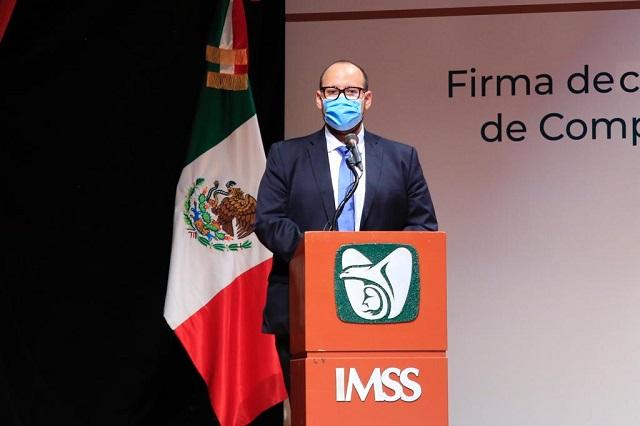 IMSS tiene viabilidad financiera hasta 2034