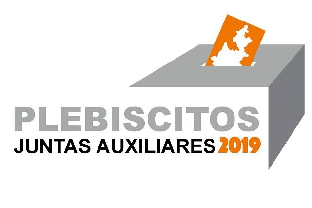 Se registran 13 planillas para plebiscitos 2019 en Puebla