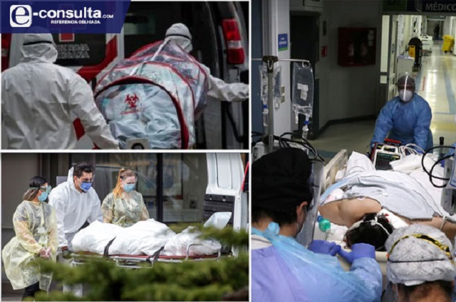 Rebasa ya Puebla un millar de muertes por coronavirus