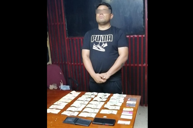 Va preso ex funcionario del Cereso de San Pedro Cholula