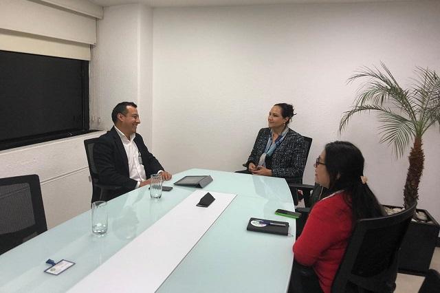 Valoran con ONU política de residuos urbanos en Puebla capital