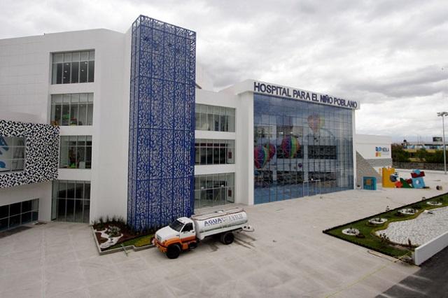 Señala Auditoría daño por atrasos en Hospital del Niño Poblano