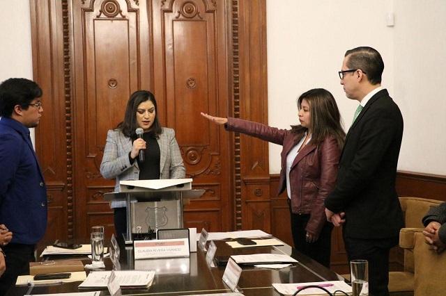 Ratifican a Yolatl Dioney Cuanal al frente del IMDP