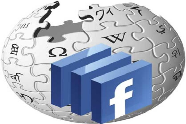 Wikipedia y Facebook van contra las fake news