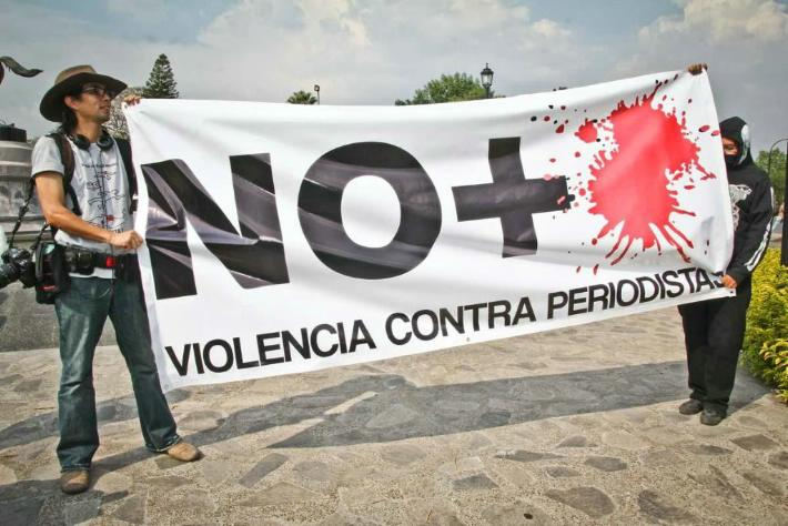 Investiga la FGE agresión contra periodista de Venustiano Carranza