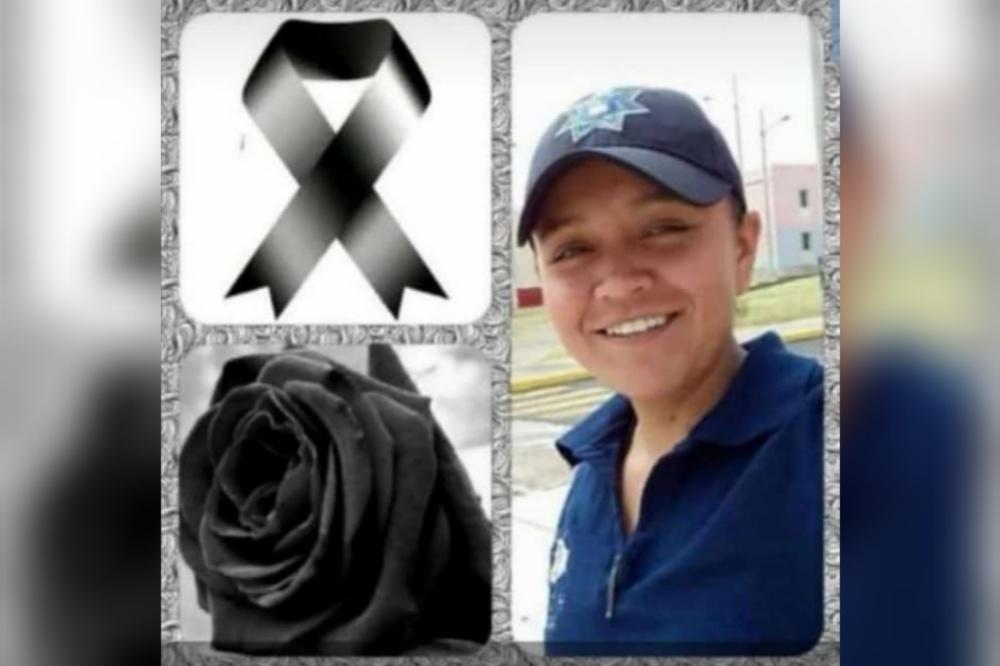 Ingresa a prisión conductor que mató a policía Yazmín en Puebla