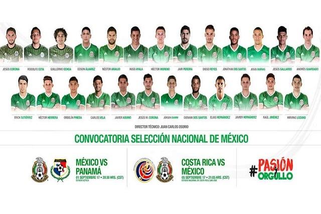 Osorio arma una escuadra europea para el hexagonal