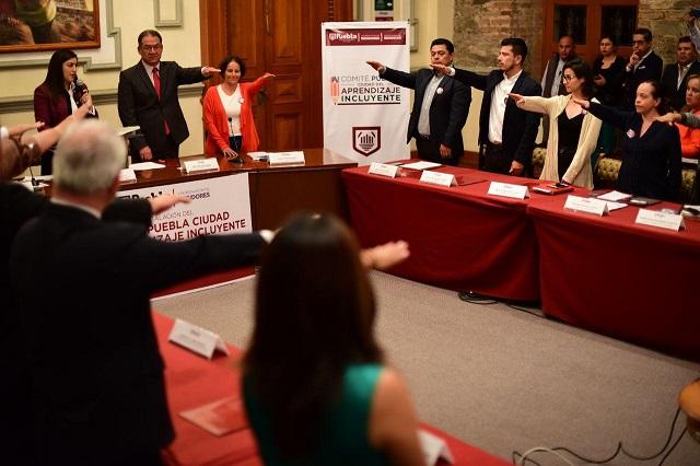 Busca Puebla integrarse a las Ciudades del Aprendizaje, de la UNESCO