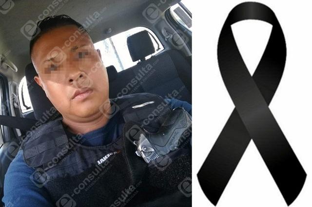 Condenan homicidio del policía Víctor Hugo en Tepeaca