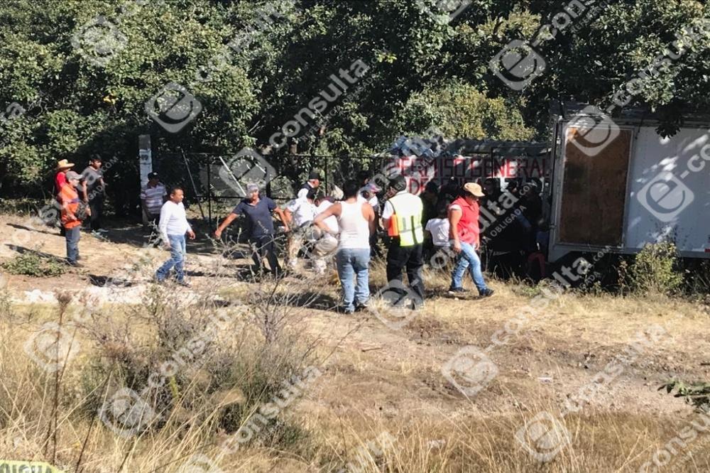 Sube a 5 cifra de muertos por explosión de polvorín en Alpuyeca