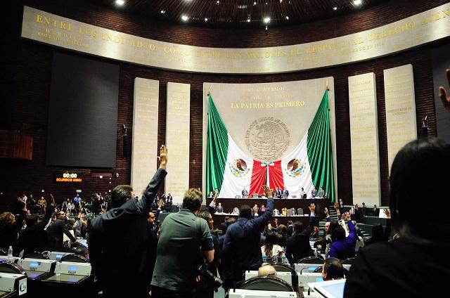 Aprueban solo dos de 81 iniciativas de diputados federales de Puebla