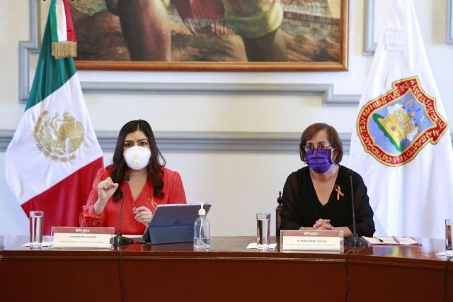 Puebla capital fortalece estrategias en combate a la violencia de género