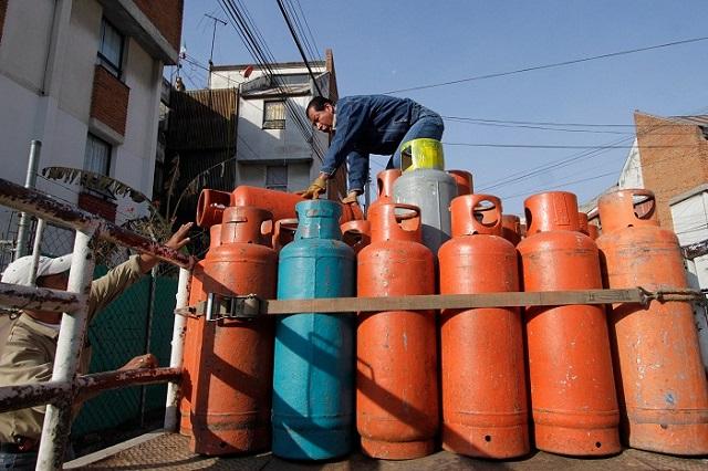 Fijan nuevos topes al gas LP en Puebla; llega a $23 por kilo