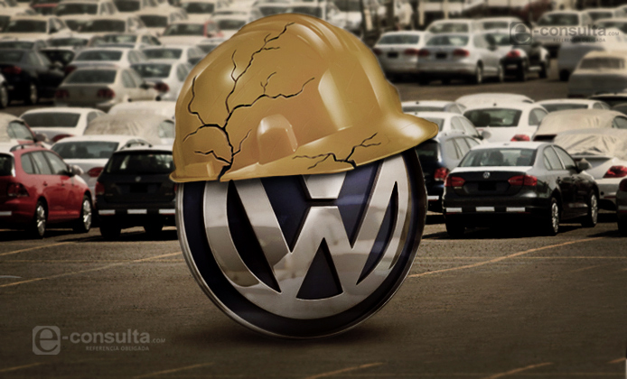 Volkswagen cae a niveles de producción de 2010: AMIA