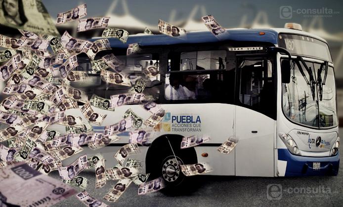 Consienten a Puebla con casi mil mdp a fondo perdido para RUTA