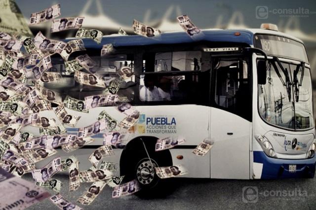 Armaron negocio de 234 mil mdp para concesionarios de RUTA
