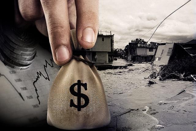 Casi 2 mil mdp destinan a Puebla por desastres en 14 años