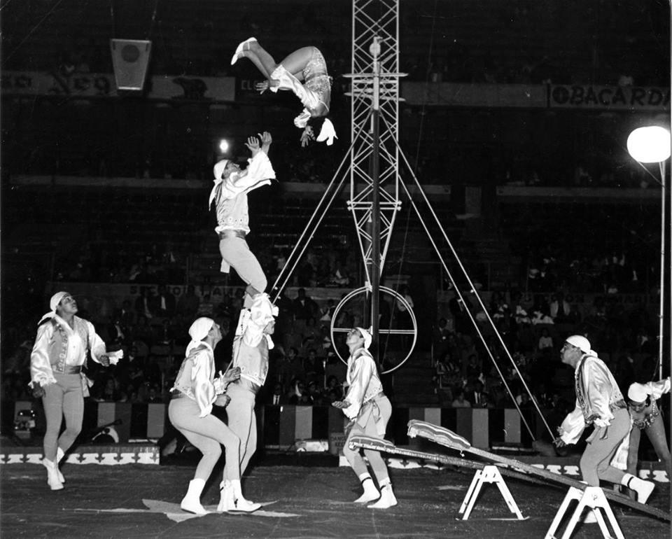 Se realiza en Puebla el V Festival Universitario de Circo