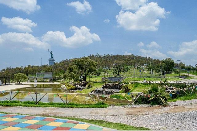 Parques de la capital poblana se mantendrán cerrados