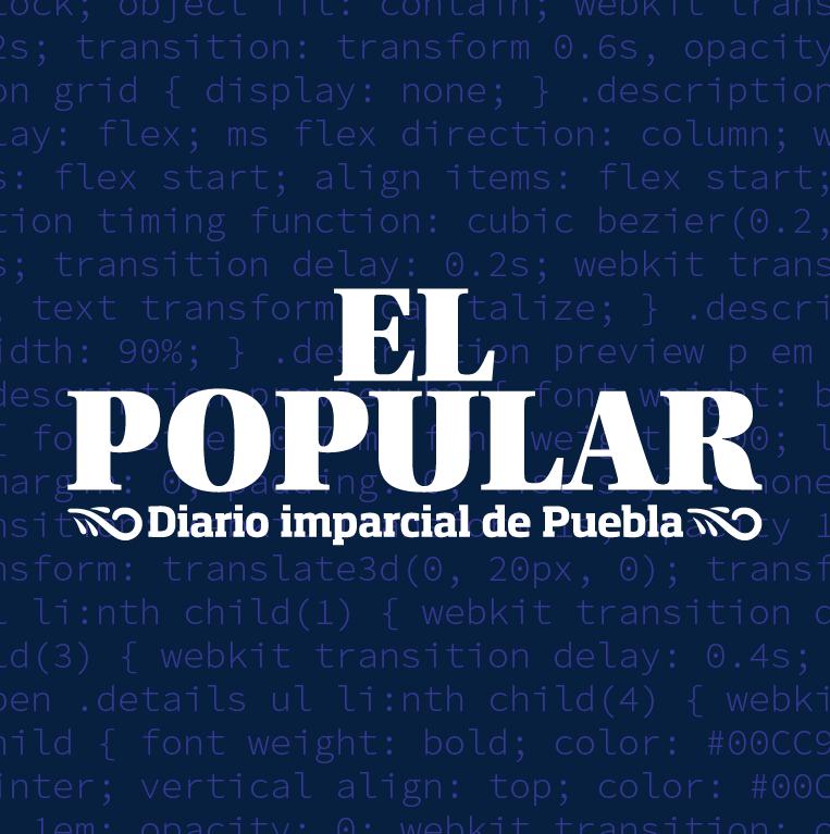 Declaran emergencia para 112 municipios en Puebla