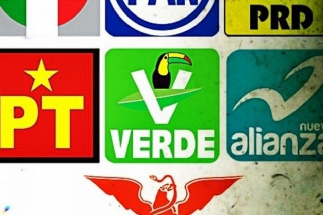 Al límite de plazo definen partidos selección de candidatos en Puebla