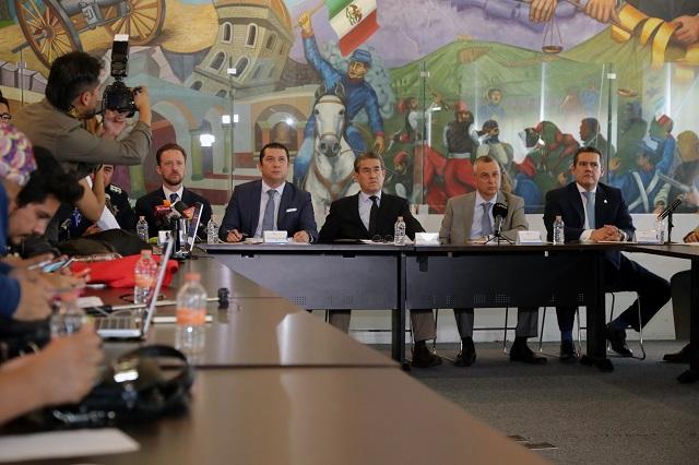 Puebla solicitará recursos del Fonden por huracán Franklin