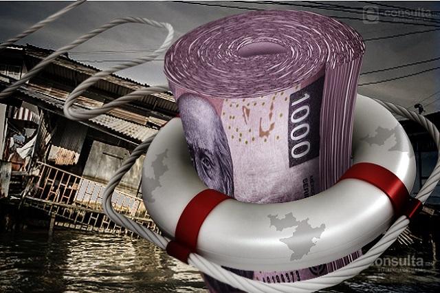 Encarecen 92% seguros contra desastres vendidos a Puebla