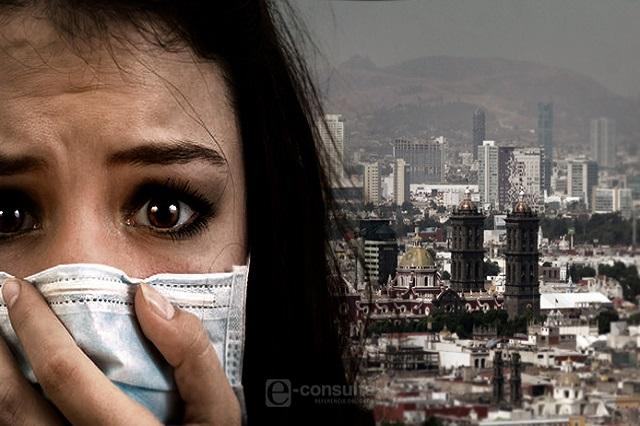 Ganan en contaminación municipios urbanos de Puebla y el Edomex