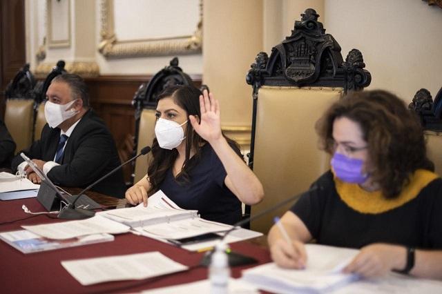 Cabildo de Puebla avala reorientar presupuesto para emergencia sanitaria