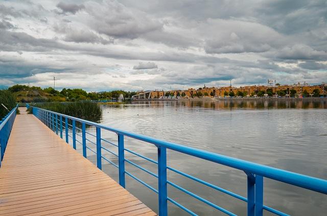 Reabren en  Puebla parques y lagunas con protocolos de prevención