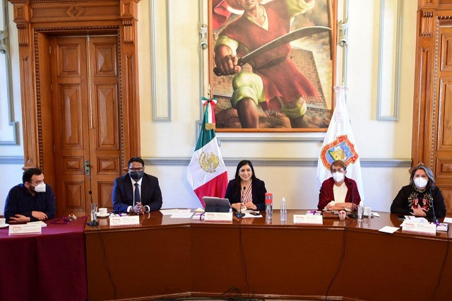 En diálogos sobre no discriminación, participan funcionarios municipales