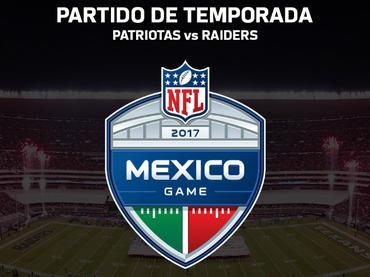 NFL llega a México con todo y Brady