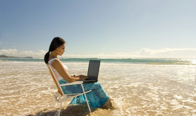 Trabajar y viajar: Nómada digital