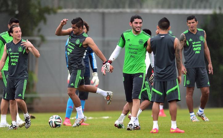 México listo para enfrentar a Trinidad y Tobago en San Luis