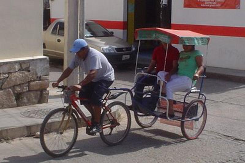 Otros estados ya analizaron viabilidad de bicitaxis antes que Puebla