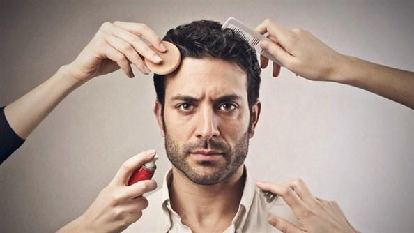Los hombres se preocupan más que las mujeres por su apariencia