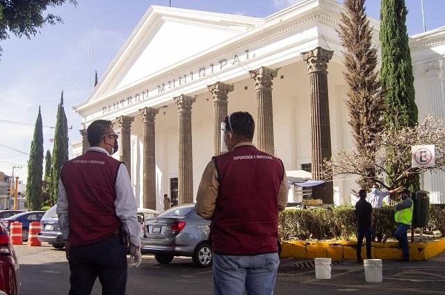 Ayuntamiento de Puebla supervisa emisiones de crematorios