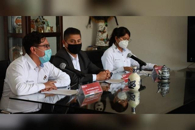 Abren 500 vacantes para policía municipal en San Andrés Cholula