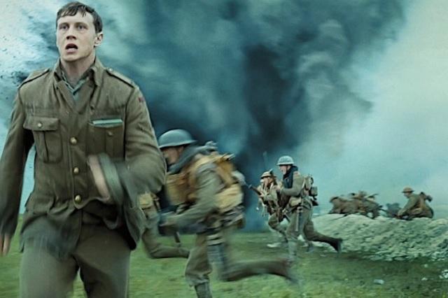 ¿Favorita al Oscar? '1917' arrasa en los premios BAFTA