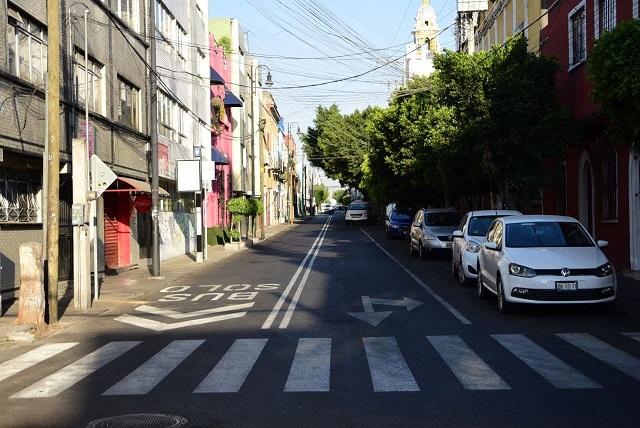 Pavimenta Ayuntamiento calles 13 y 15 Oriente-Poniente de la zona Centro de la capital