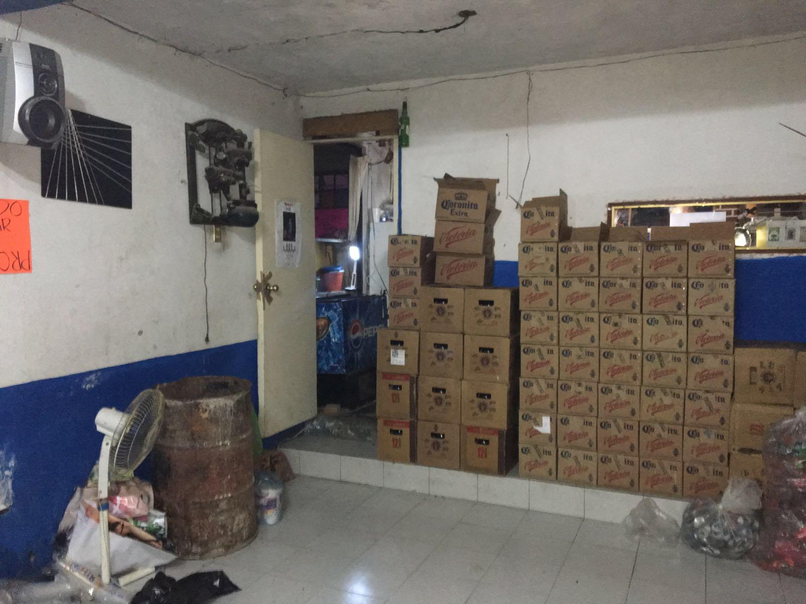 Prostituían a menores en bar clandestino de Puebla capital