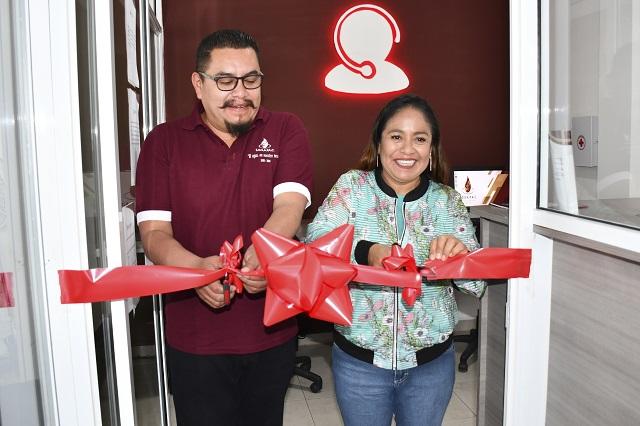 Inaugura Lupita Daniel Centro de Atención y Área Infantil en SOSAPAC