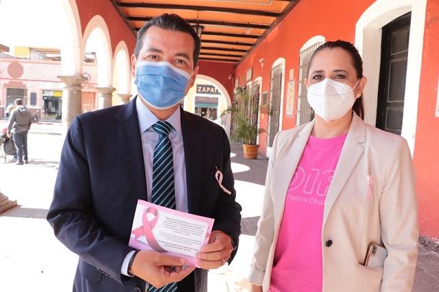 Organizan en  San Pedro Cholula Maratón de la Belleza con causa