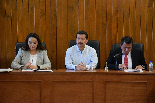 Aprueba Cabildo de San Pedro Cholula estados financieros de octubre