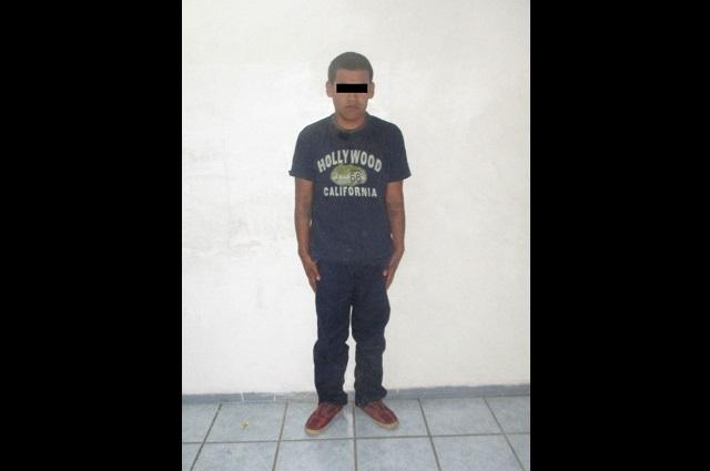 Detienen en San Pedro Cholula a hombre por ataques a una menor