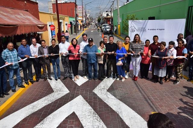 Mejora gobierno de San Pedro movilidad en el Centro Histórico