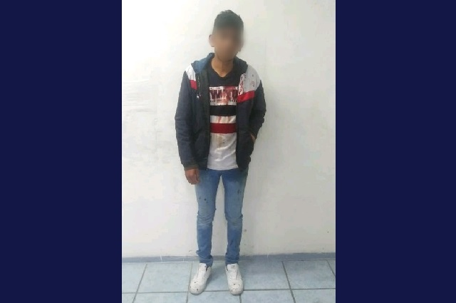 Evitan linchamiento de presunto ladrón en San Pedro Cholula