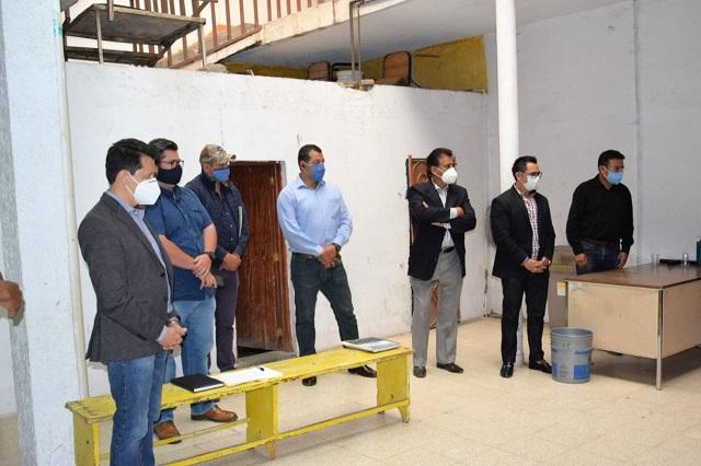 Suspenden a edil auxiliar de San Cristóbal Tepontla en Cholula