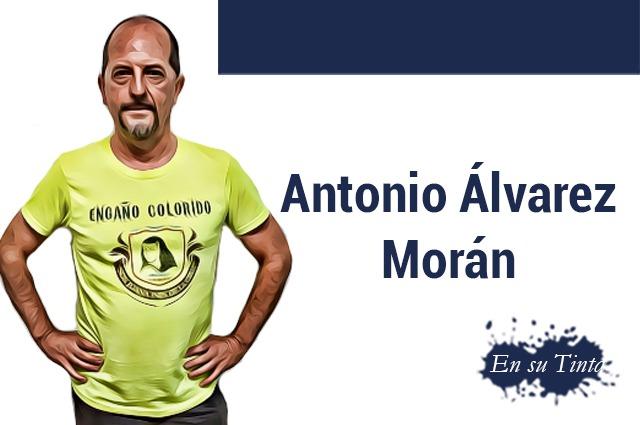 """""""Mi obra es cíclica porque la vida es así"""": Antonio Álvarez Morán"""